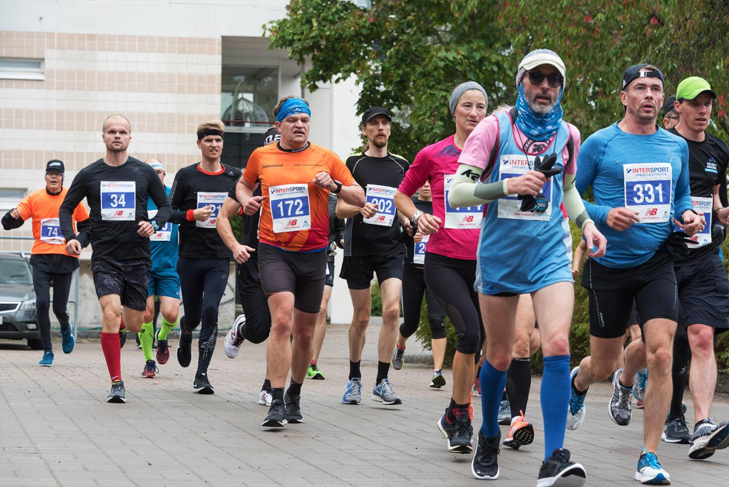 finlandia marathon juoksu